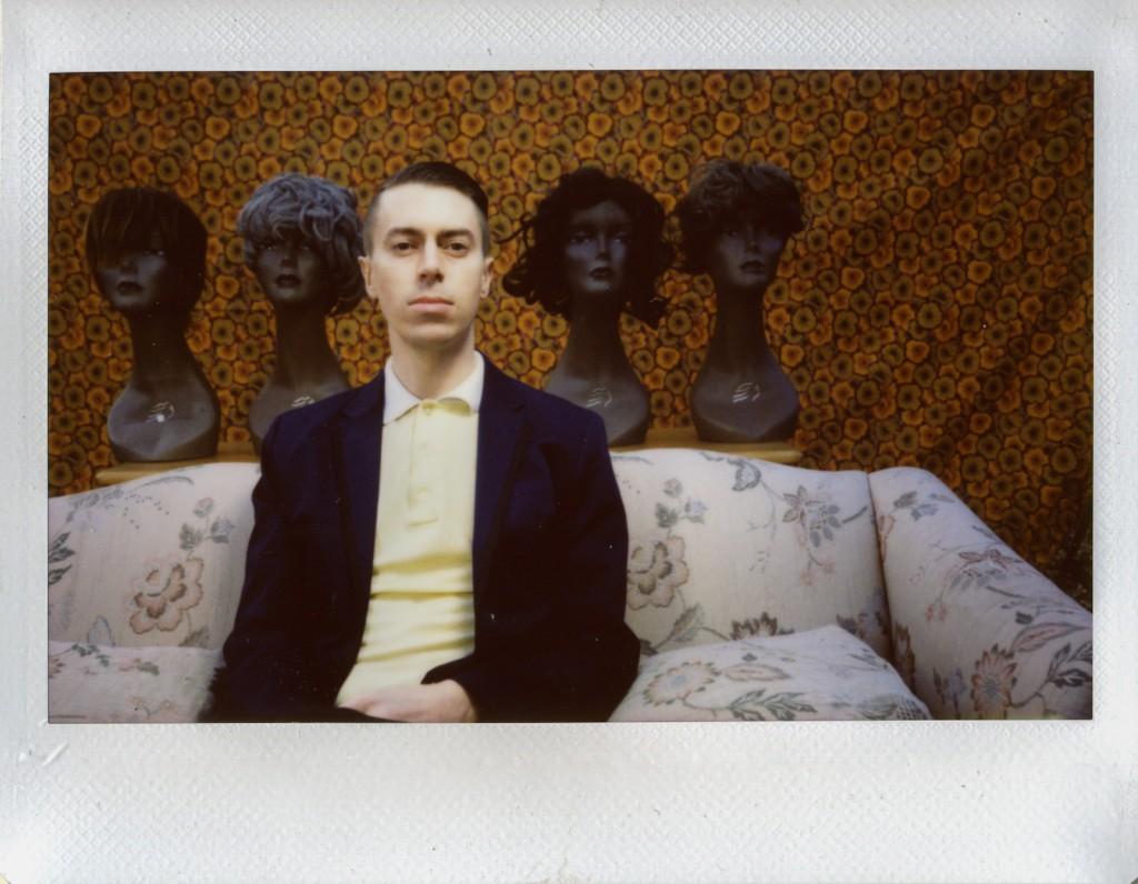 mannequin polaroid